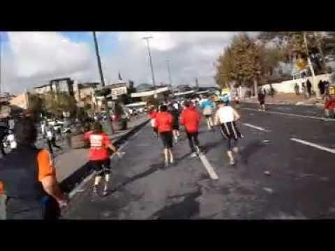 34th Eurasia Istanbul Marathon - My Personal Videolog