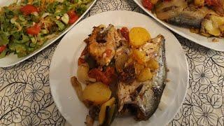 TASTY WAY OF COOKING FISH / BALIK BUĞULAMA