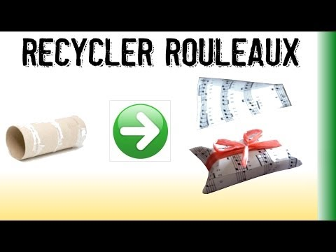 diy n 11 cr er une boite avec un rouleau de papier toilette youtube. Black Bedroom Furniture Sets. Home Design Ideas