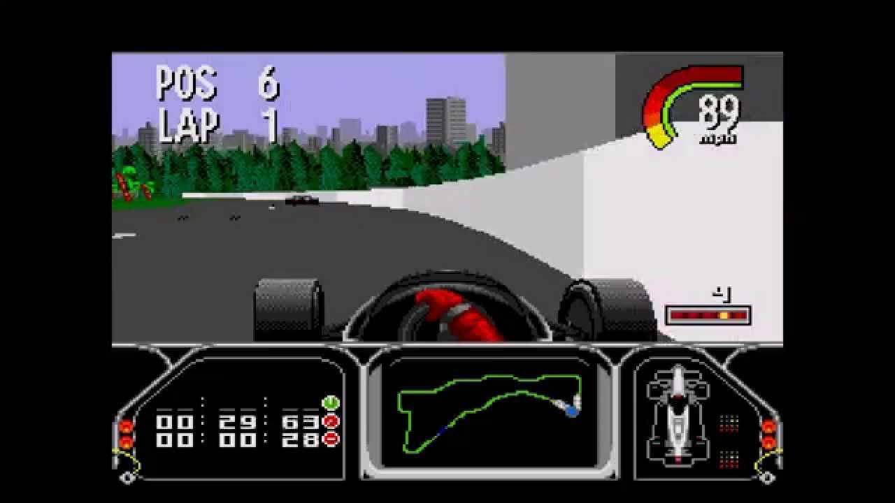 Newman Haas Indy Car Racing Genesis