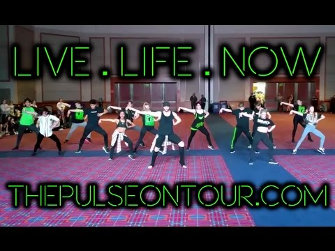 Live Life Now feat. KK Harris - Choreography by Brian Friedman