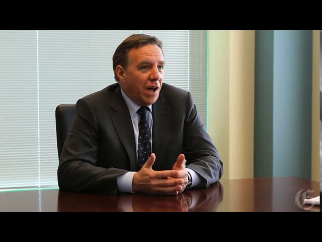 Francois Legault Under Fire Over His Lack Of Fluency In English In A Youtube Video Youtube