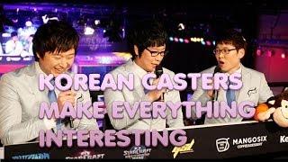 Koreans make everything so much more interesting.
