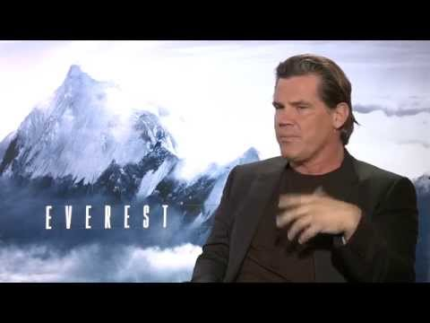 Everest Interview - Josh Brolin