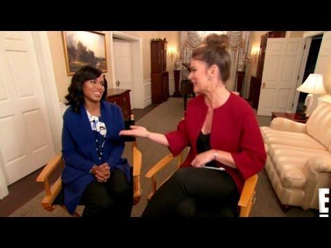 Kerry Washington about Tony Goldwyn.. Amazing interview! Love it! :)))))