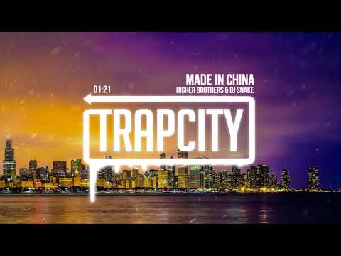 Mix - Higher Brothers & DJ Snake - Made In China (Lyrics)