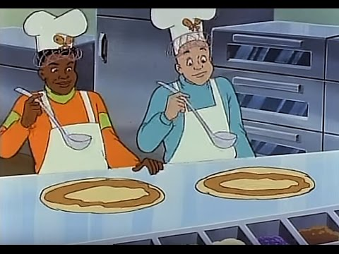 "Kid 'n Play Cartoon: ""There's No Business Like Dough Business"" (Episode 4 Part 1)"