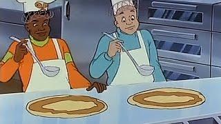 1 (Bölüm 4 Bölüm)Hamur İş'' Gibi bir İş Yok Kid 'n Play Karikatür: ''