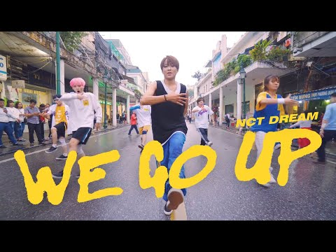 [KPOP IN PUBLIC] We Go Up - NCT DREAM 엔시티 드림 Dance Cover | The A-code from  Vietnam