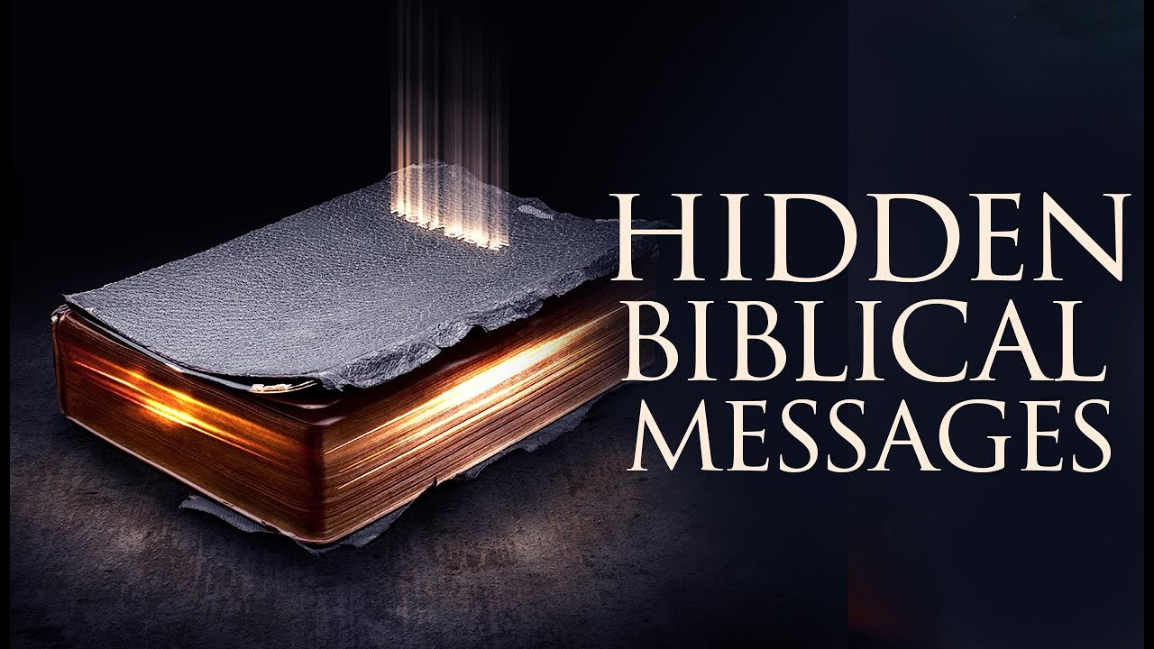 17 AMAZING HIDDEN MESSAGES IN THE BIBLE That will BLOW your MIND !!!