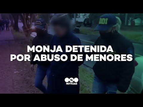 DETUVIERON A UNA MONJA ACUSADA DE HABER ABUSADO DE UNA MENOR - #TelefeNoticias