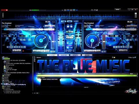 How to download and install SKIN for Virtual Dj 8.1 (2016)