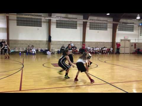 Cliffside Park Jr. Girls Travel Team vs. Ringwood (1st half)