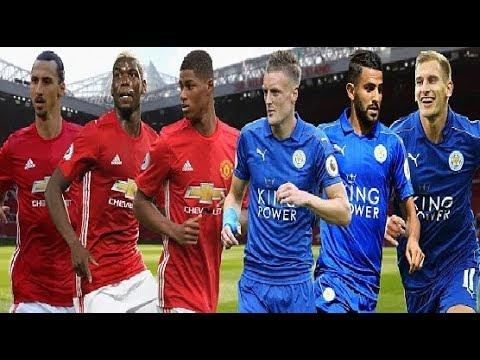 Manchester City vs Leicester City, Premier League