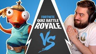 Ollek AGAINST Spectator Sundy Undercover Edition | Fortnite Quiz Battle Royale Episode #02