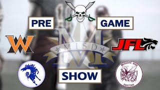 Mesquite ISD Pre Game Show - Week 12