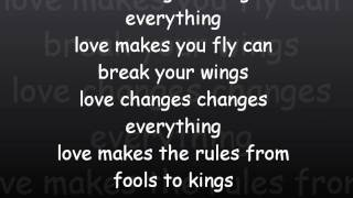 Climie Fisher - Love Changes Everything Lyrics