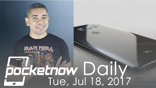 LG V30 case leaks, Samsung Galaxy S9 details & more   Pocketnow Daily