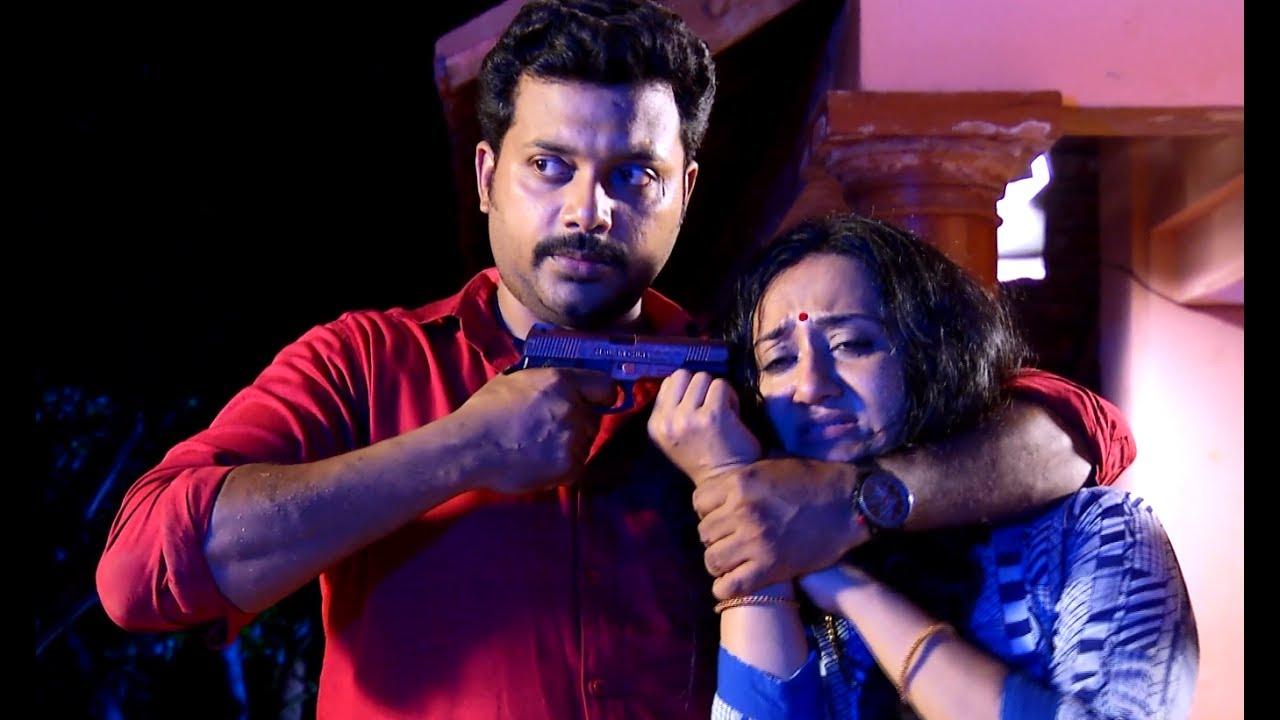 Athmasakhi l Sathyan & Jeevan came face to face l Mazhavil Manorama