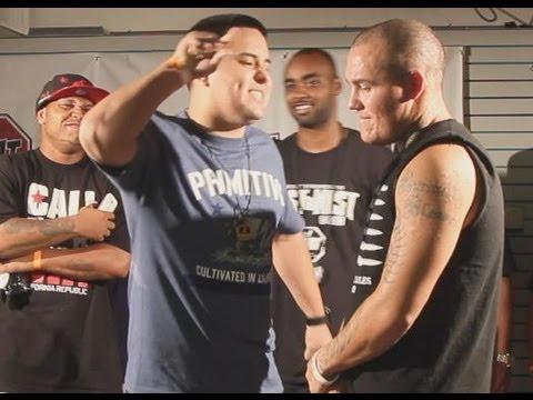 AHAT Rap Battle | Scheme vs Eli Ace | Vegas vs Utah