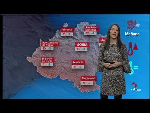 El tiempo en Castilla y León para el fin de semana del 1 y 2 de diciembre