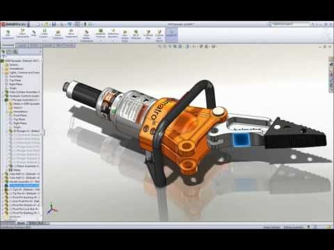 FIRST LOOK- SolidWorks