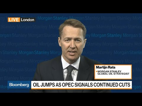 Oil Prices Will Ultimately Need to Go Higher, Says Morgan Stanley's Rats