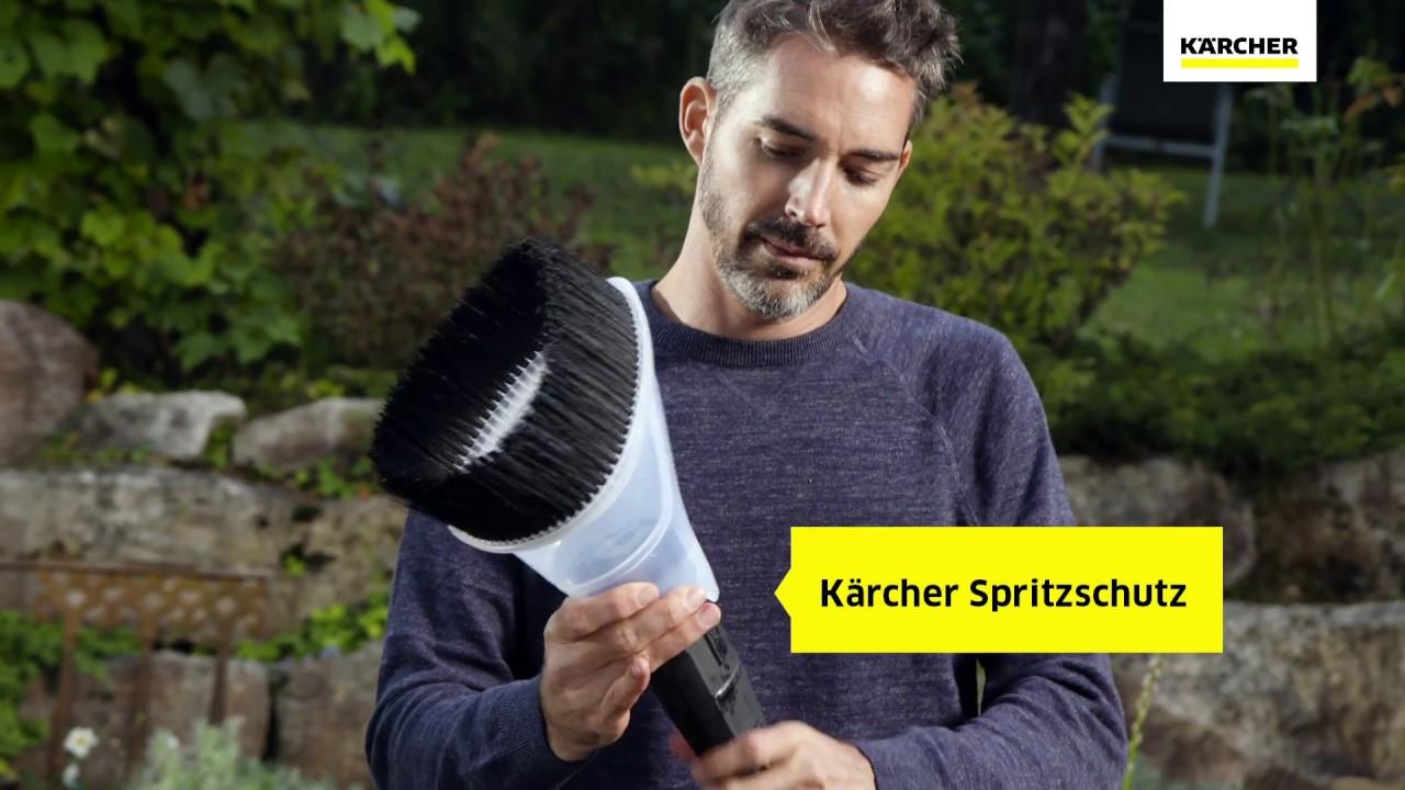 Spritzschutz fr Krcher Hochdruckreiniger (K 2 - K 7 ...
