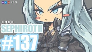 Lets Draw in 120 Seconds Drawing - #137 SEPHIROTH
