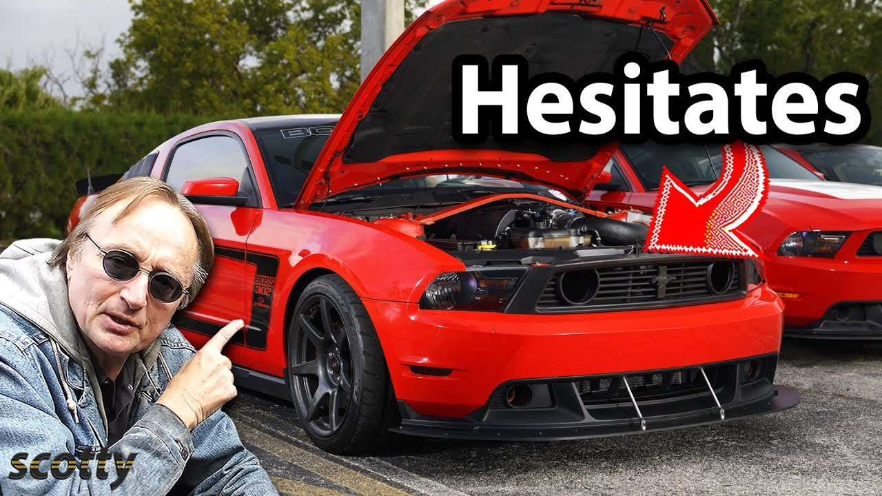 How to Fix Car Hesitation