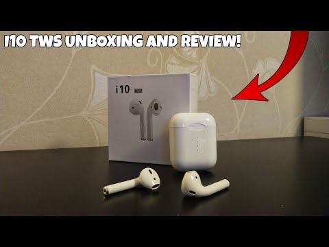 i10-tws-airpod-clone-unboxing-&-review