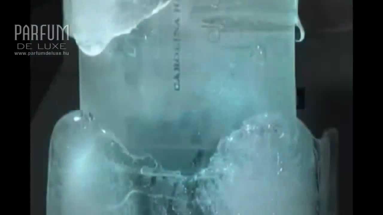 Carolina Herrera 212 On Ice Youtube