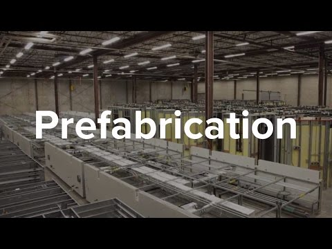 How Does Prefabrication Work?