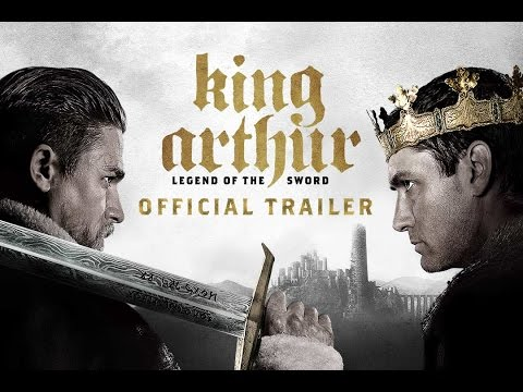 KING ARTHUR Extended Trailer (2017) Legend of The Sword