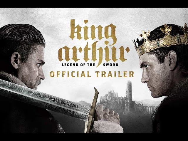 King Arthur: Legend of the Sword Video 1