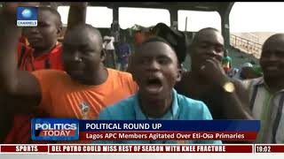 Political Round Up: Some Ekiti PDP Aspirants Accuse Party's NWC Bias |Politics Today|