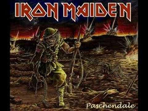 Iron Maiden - Paschendale orchestral