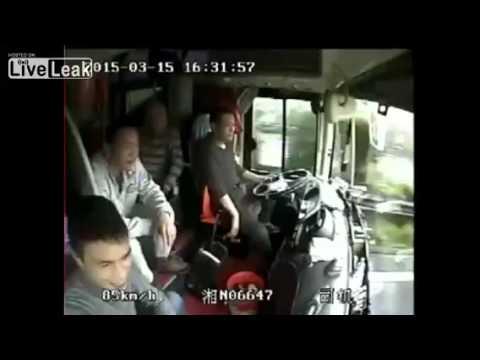 distracted-bus-driver-crashes-into-car