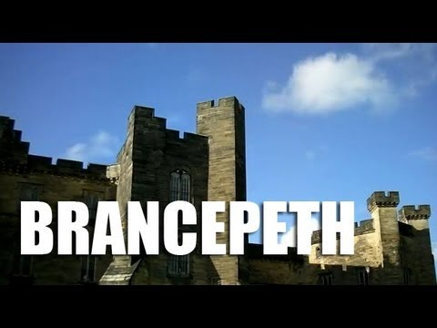 Brancepeth Village, Castle & Church - County Durham