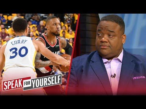 Lillard rather prove he's better than Steph than beat Warriors – Whitlock | NBA | SPEAK FOR YOURSELF