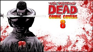 THE WALKING DEAD Made To Suffer Volume 8 [Covers 43-48]