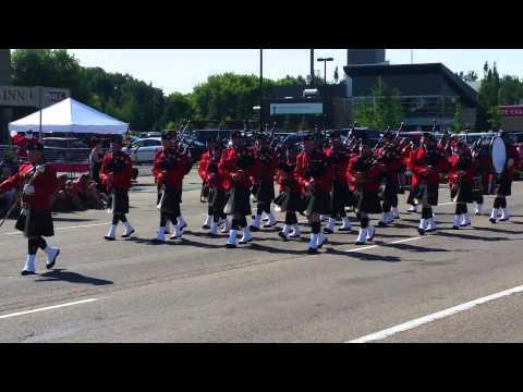 Canada Day Parade Sherwood Park