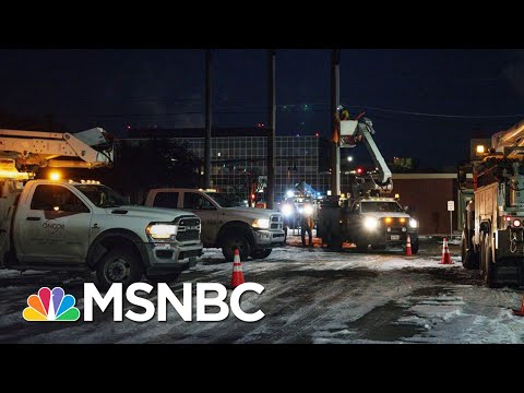 Why Is A California Dem Investigating The Texas Power Crisis?   The 11th Hour   MSNBC