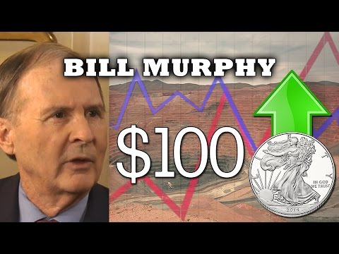 Inevitable Physical Silver Shortage will Break Price Manipulation - Bill Murphy Interview