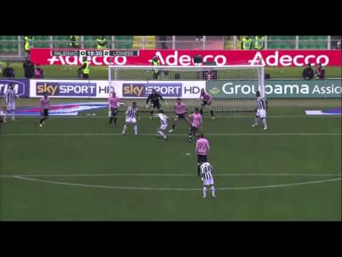 Alexis Sanchez vs Palermo Away 27-02-11 HD 720p By KillerOrtonx