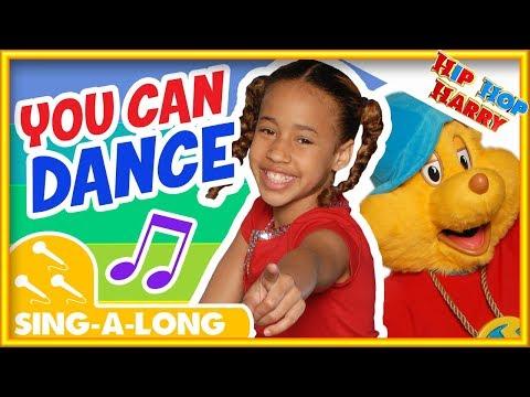 "Hip Hop Harry Episode Sing Along ""You Can Dance"""