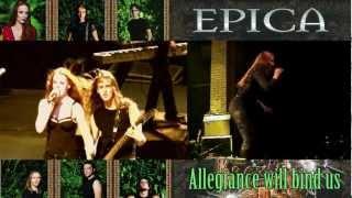 Epica - Dance of fate (lyrics)