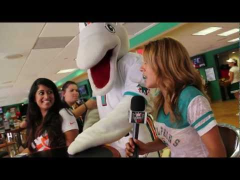 Kavita Channe takes you Behind the Scenes at Sunlife Stadium Miami Dolphins Style!!!
