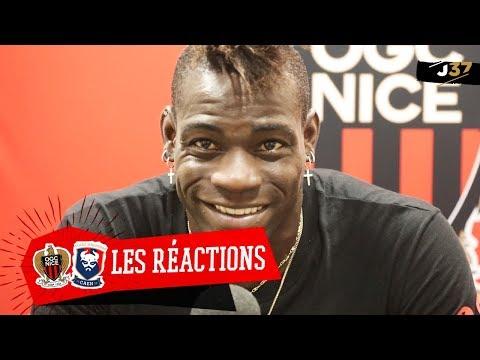 Nice 4-1 Caen : les réactions