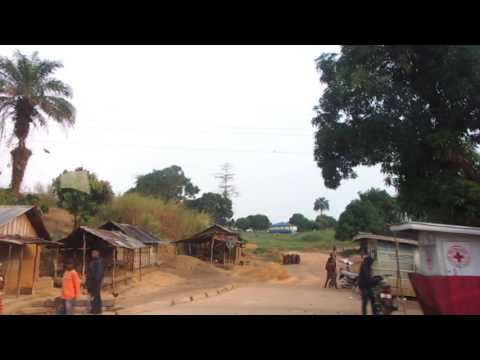 Road trip in Sierra Leone.